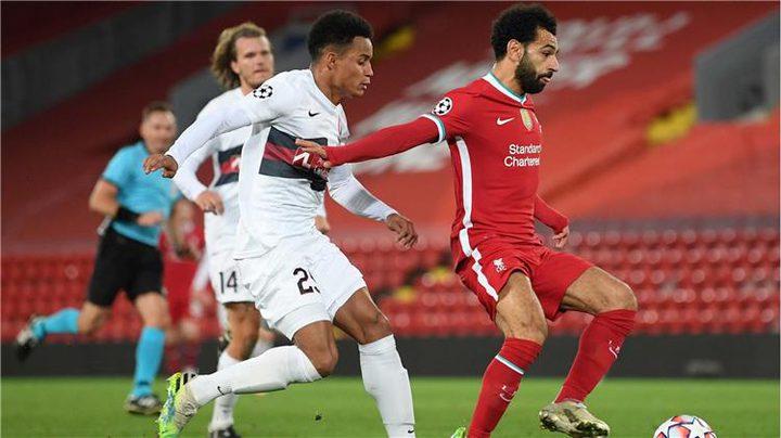 محمد صلاح يربك حسابات ليفربول إثر تعرضه لإصابة
