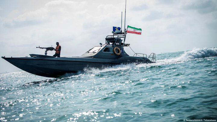مسؤول إيراني: خفر السواحل الإماراتية تنقذ سفينة شحن إيرانية
