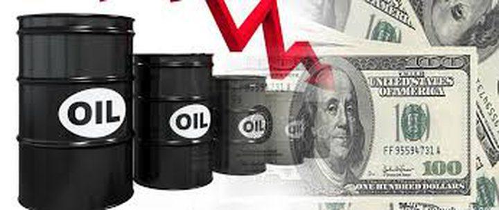 انخفاض سعر النفط من مزيج برنت إلى أقل من 39 دولارا للبرميل