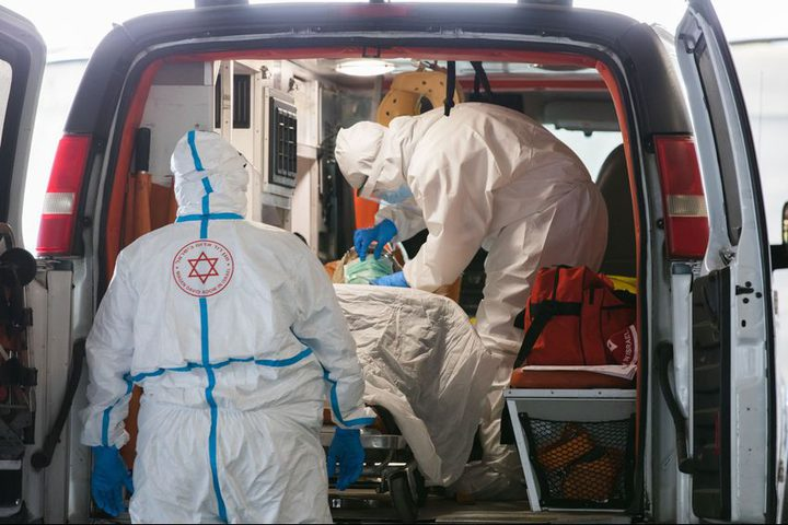 24 وفاة و697 إصابة بكورونا لدى الاحتلال خلال 24 ساعة