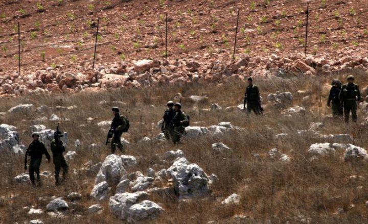 """سلطات الاحتلال تسيج منطقة محاذية لتجمع """"غوش عتصيون"""" الاستيطاني"""