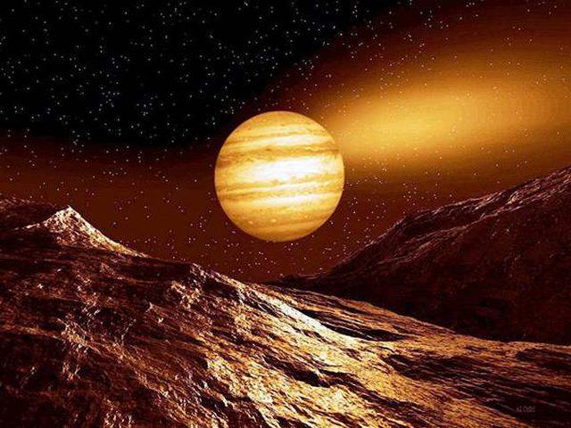 """""""ناسا"""" تنشر صورا مدهشة لكوكب المشتري"""