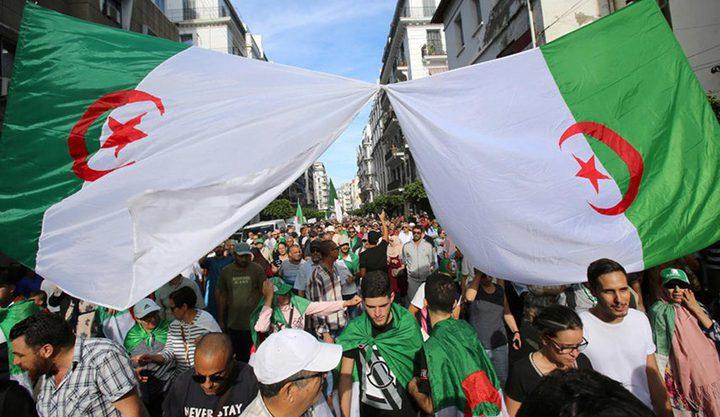 اختتام الحملة الانتخابية للاستفتاء على تعديل الدستور في الجزائر