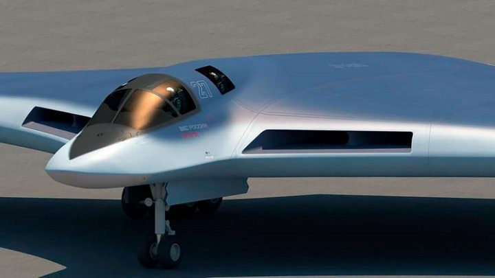 طائرة الشبح الروسية من الجيل السادس بعيون أمريكية