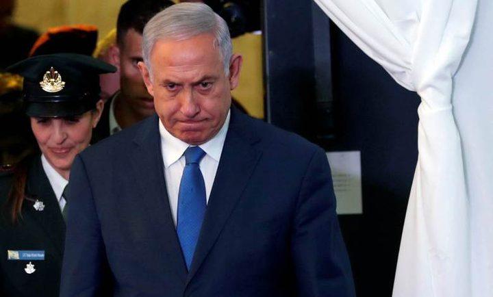 استطلاع: تراجع شعبية نتنياهو