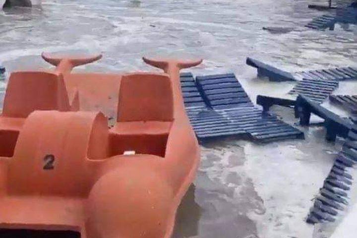 زلزال بقوة 6.6 درجات يضرب ساحل تركيا