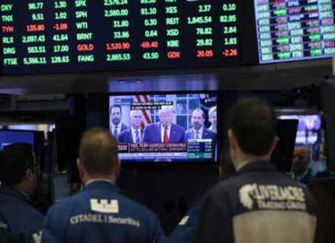 وول ستريت جورنال: الولايات المتحدة تواجه أكبر أزمة نقدية