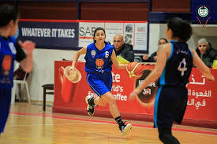 الاتحاد الفلسطيني لكرة السلة يستكمل دوري السيدات