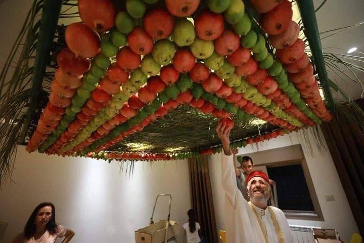 تحضيرات عيد العرش السامري