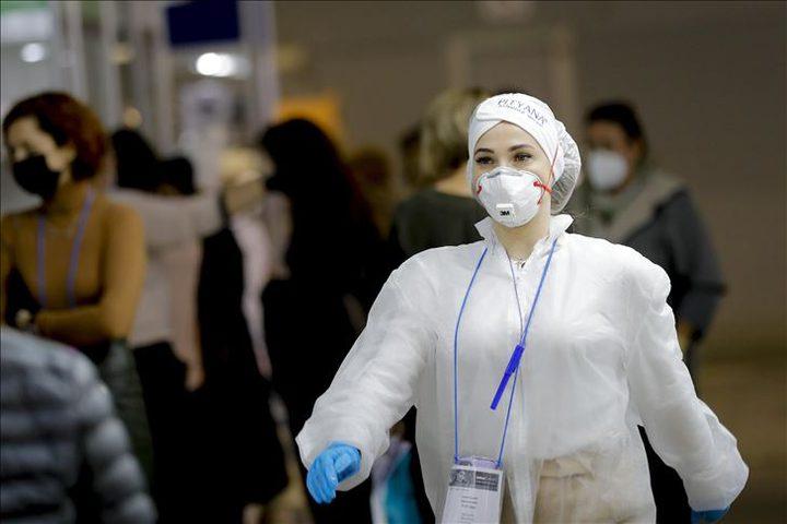 روسيا تسجل عدد الوفيات الأكبر منذ بدء تفشي كورونا