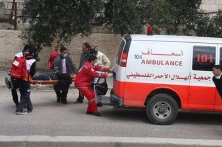 إصابة أحد رجال الأمن برصاص مسلحين في مخيم بلاطة