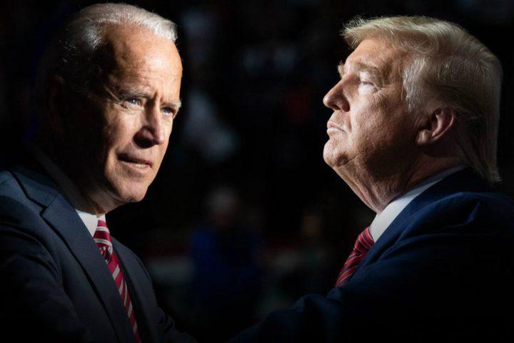 استطلاعات الرأي ترجح كفة بايدن على ترامب بالانتخابات