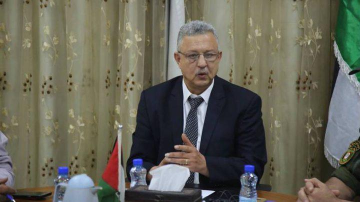 أبو بكر: المنتجات الفلسطينية رافعة للاقتصاد الوطني ويجب دعمها