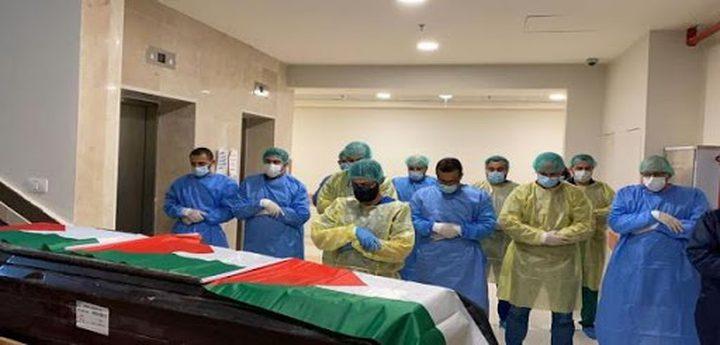 وفاة جديدة بفيروس كورونا في محافظة سلفيت