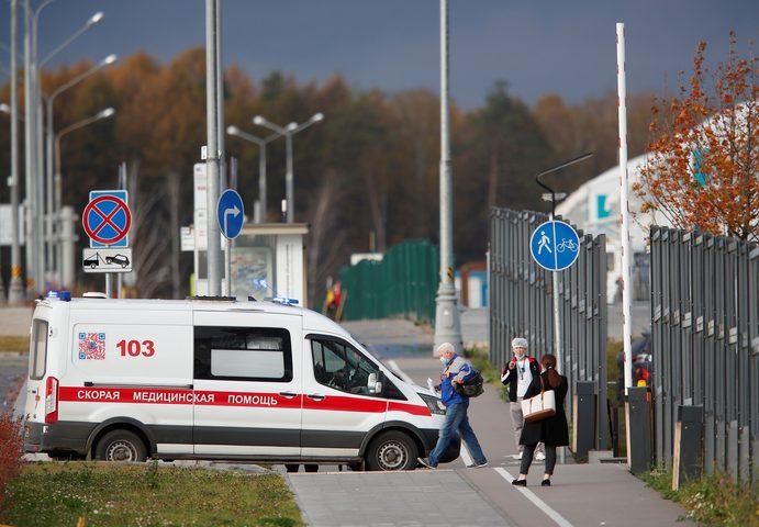 238 وفاة و18257 إصابة جديدة بفيروس كورونا في روسيا