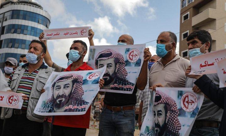 أبو جيش: فعالية لدعم الاسير الاخرس في نابلس غدا ظهراً