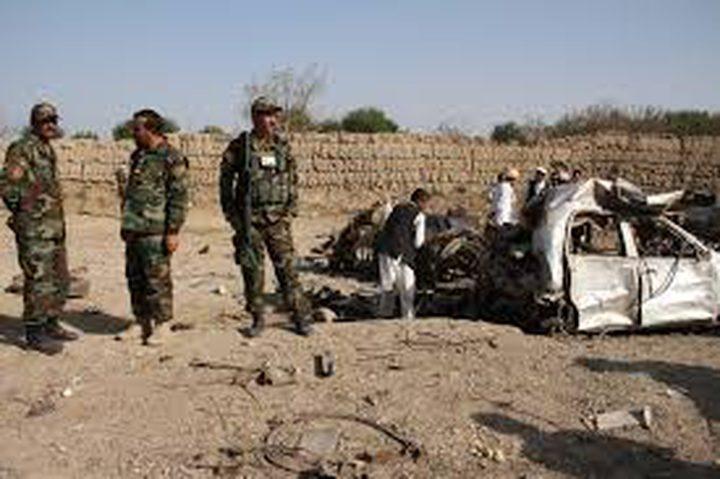 أفغانستان: إصابة العشرات بهجون على قاعدة عسكرية