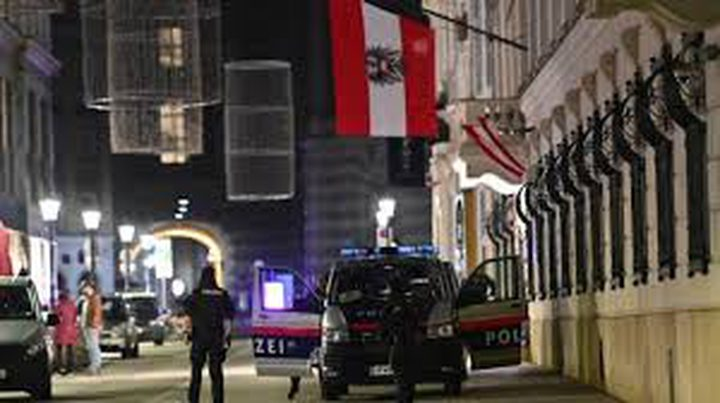 الرئاسة تدين هجوم النمسا وتؤكد رفض العنف