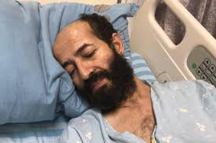 100 يوم على إضراب الاسير ماهر الاخرس عن الطعام