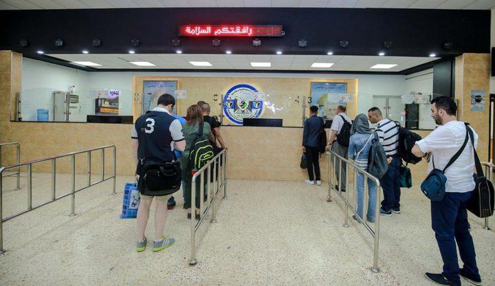 الحصول على الموافقة لسفر الدفعة الثالثة من الطلبة الى الأردن