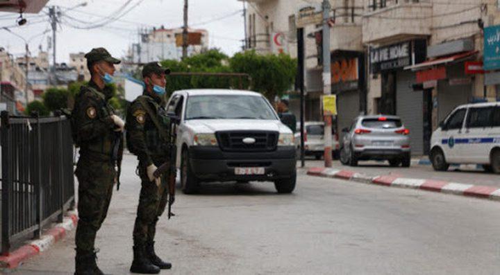 """6 إصابات جديدة بفيروس """"كورونا"""" في محافظة سلفيت"""