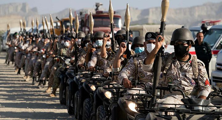 الجيش الإيراني: جاهزون لمواجهة أي تهديد