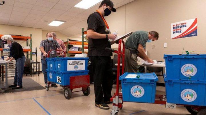 اغلاق صناديق الاقتراع الأميركية وبدء ظهور نتائج الانتخابات