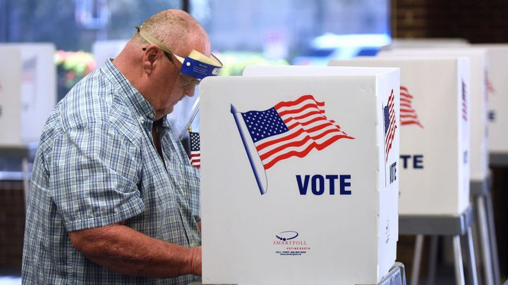 بايدن يفوز في التصويت بولاية ميشيغان المتأرجحة