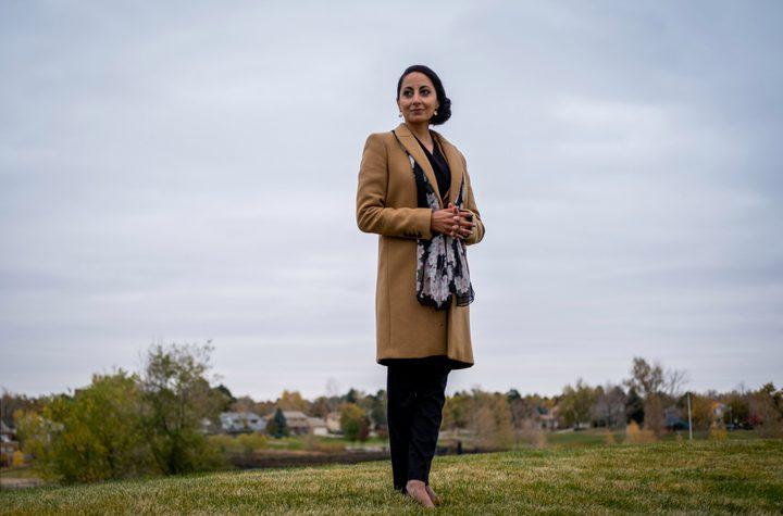 إيمان جودة.. أول نائبة مسلمة بمجلس النواب الامريكي