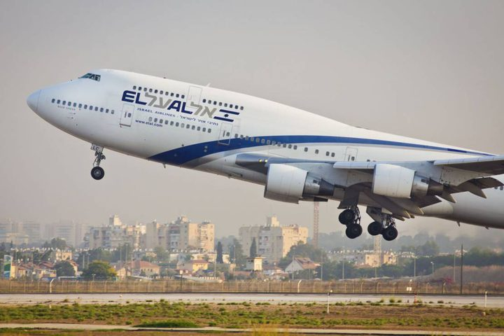 """للمرة الأولى.. رحلات جوية لـ""""إسرائيل"""" تمر بأجواء السودان"""
