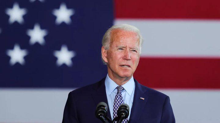 بايدن يؤكد: لي الشرف في أن اختارني الأمريكيون لقيادة البلاد