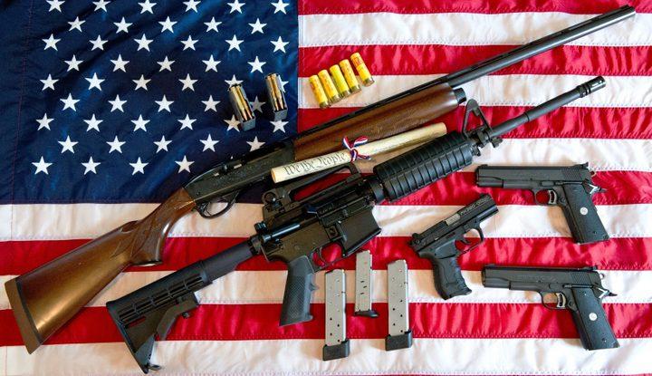 660 مليون قطعة سلاح في أيدي المواطنين الأمريكيين