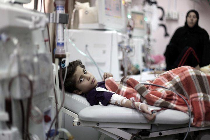 الحصول على العلاج تحدي دقيق يواجه المرضى الفلسطينيين