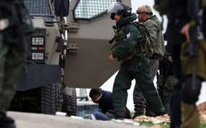 قوات الاحتلال تعتقل ثلاثة مواطنين من جنين