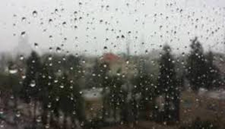 الطقس: فرصة مهيأة لسقوط زخات متفرقة من الأمطار مساء