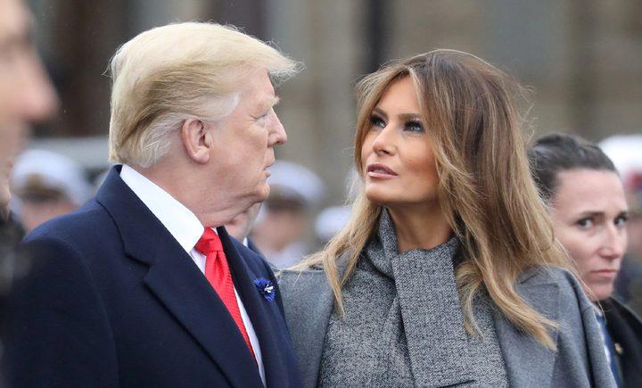 موقف ميلانا بعد هزيمة زوجها بالانتخابات الأمريكية