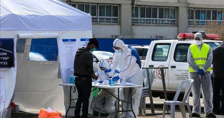 صحة الاحتلال تحذر من فقدان السيطرة على نسبة إصابات كورونا