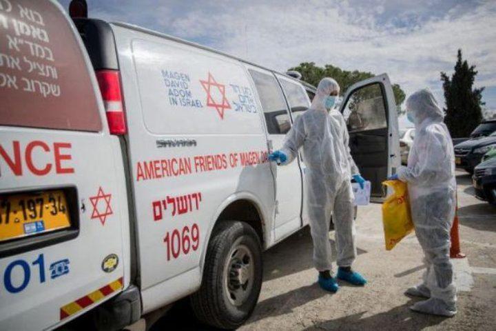 4 وفيات و 2084 إصابة جديدة بكورونا بدولة الاحتلال