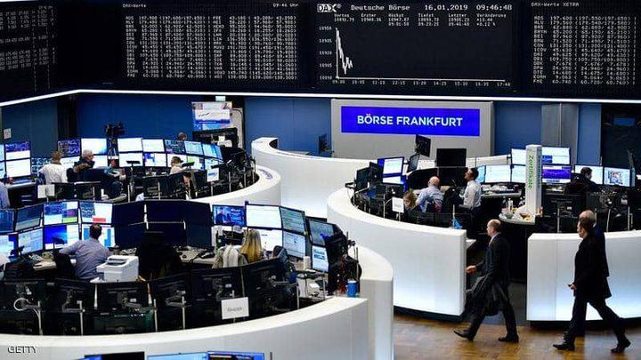الأسهم الأوروبية ترتفع لأعلى مستوى في 8 أشهر