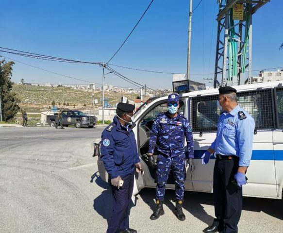بيت لحم: القبض على 31 مطلوباً للعدالة وتحرير 435 مخالفة
