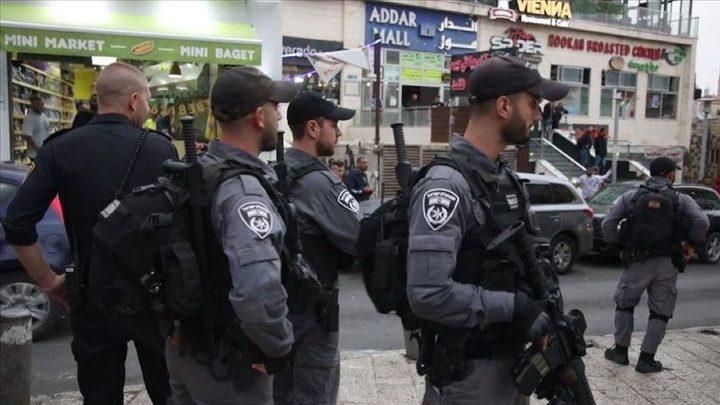 الشرطة الاسرائيلية في الجليل توقف 53 عاملا من الضفة
