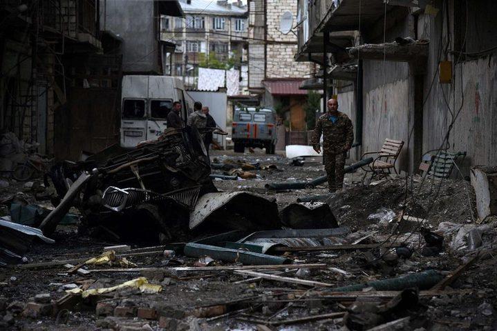 أذربيجان تعلن حصيلة الخسائر في صفوف المدنيين