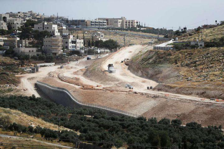 مخطط جديد للاحتلال للربط بين مستوطنات الضفة