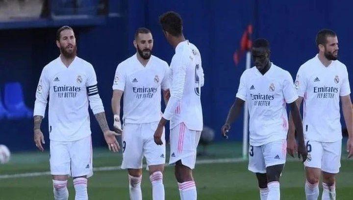 زيدان يتجرع ثالث أسوأ هزائمه مع ريال مدريد