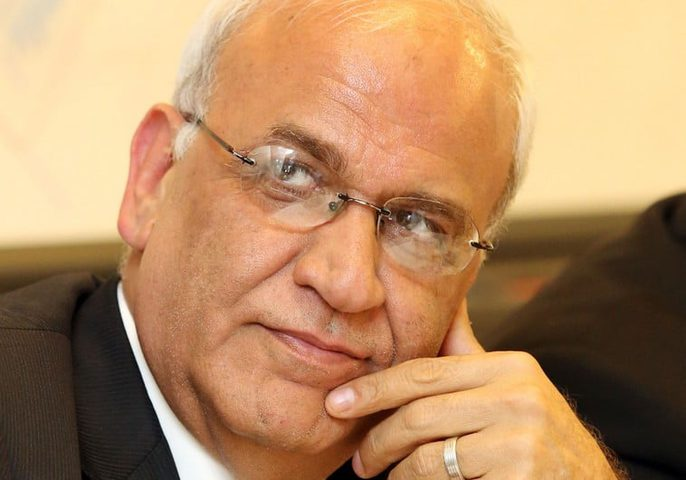 الحمد الله ينعى أمين سر اللجنة التنفيذية لمنظمة التحرير د.عريقات