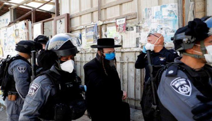 710 إصابة جديدة بكورونا في دولة الاحتلال