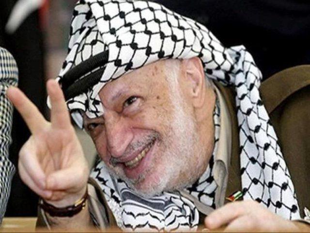 16 عاما على رحيل الرئيس ياسر عرفات