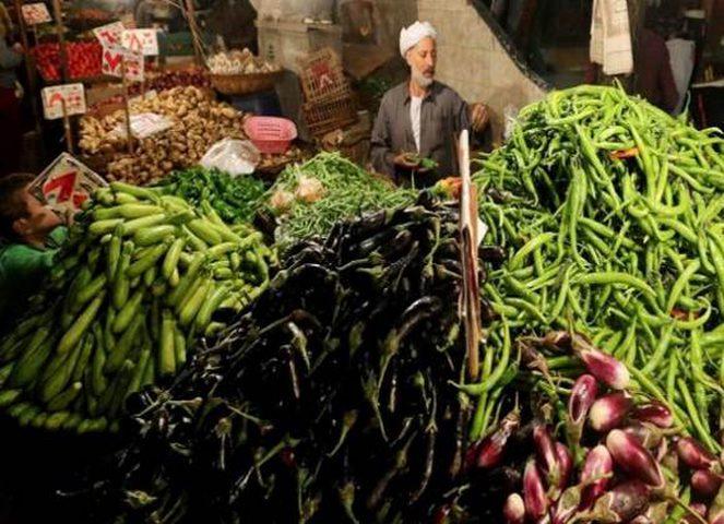 ارتفاع أسعار المستهلكين بالمدن المصرية