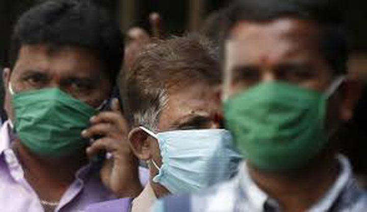 اصابات كورونا في الهند تقترب من 8.6 مليون