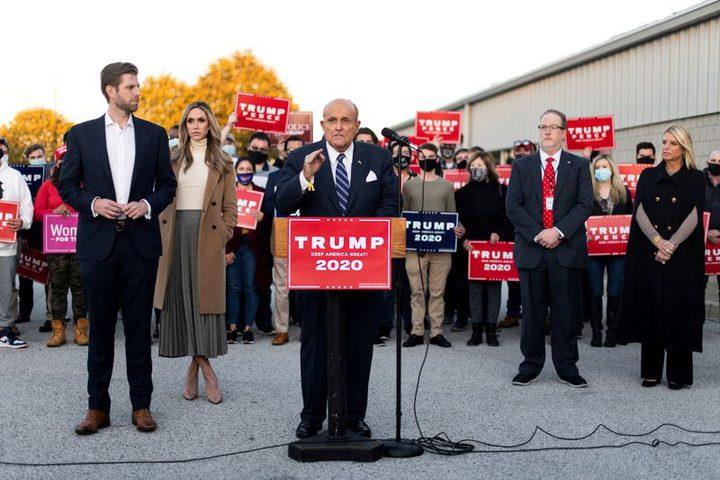 حملة ترامب تشكك بتصويت البريد في بنسلفانيا